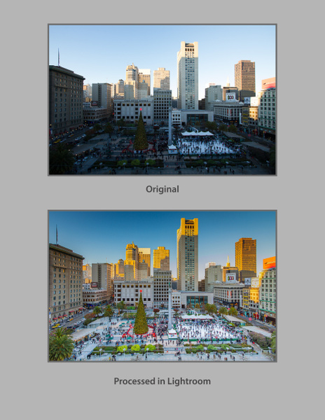Union Square_Text by FotoClaveGallery