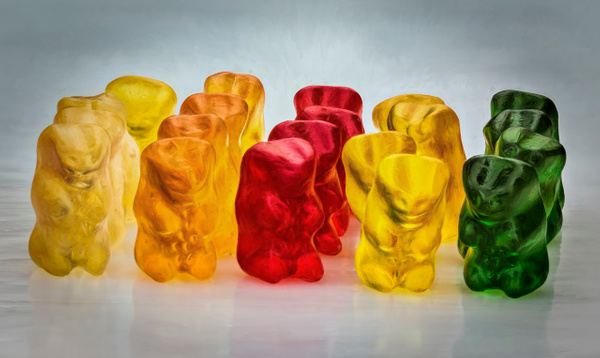 2 Cool Gummy Rank and File 2223 (5-2-15) by FotoClaveGallery