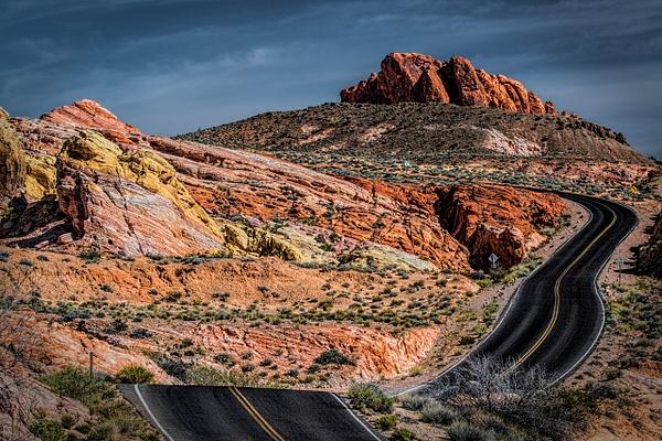 6 Desert Road 4781 (3-26-15) by FotoClaveGallery