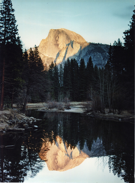 HalfDome-1 by FotoClaveGallery