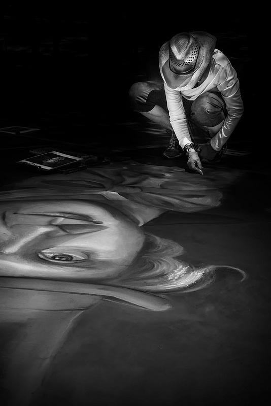 Street Painter_San Rafael