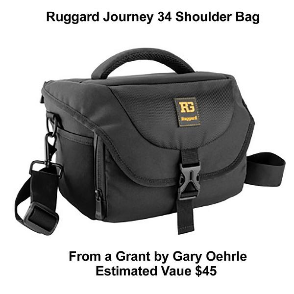 Ruggard Journey 34 S Shoulder Bag by FotoClaveGallery