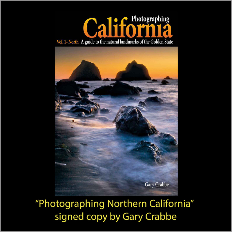 Photographing Northern California