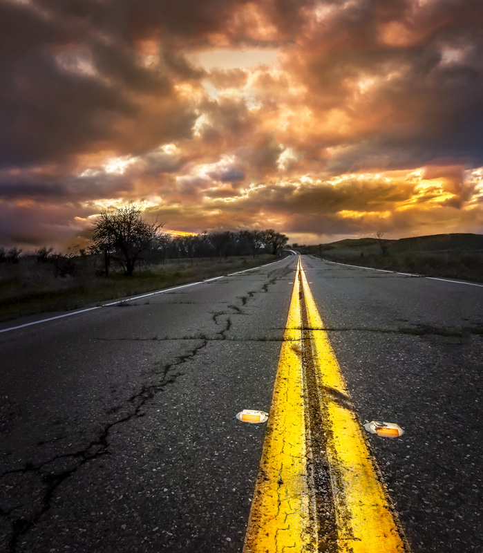 Abandon Highway