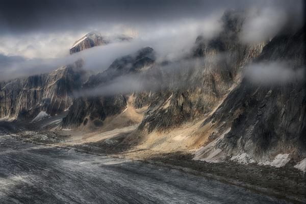 Ruth Glacier Alaska by FotoClaveGallery