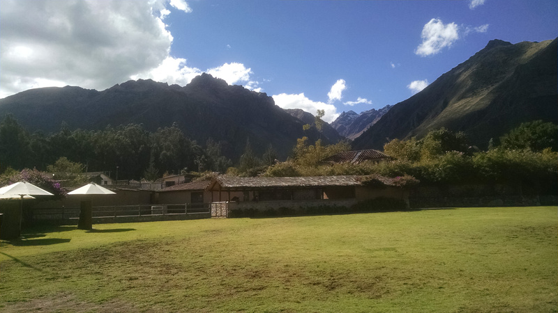 A Hotel in the Sacred Valley