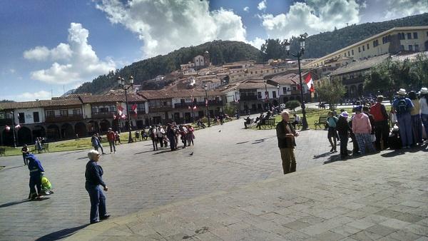 in Cusco