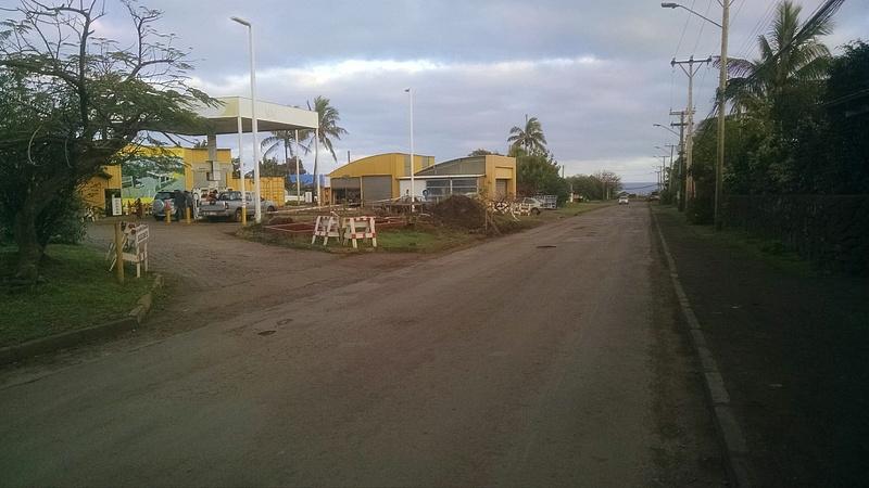 The Road Nea