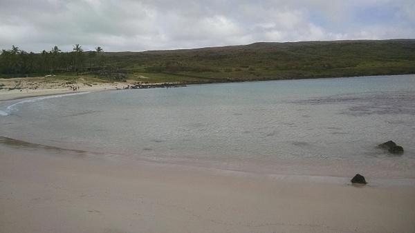 Anakena Beach