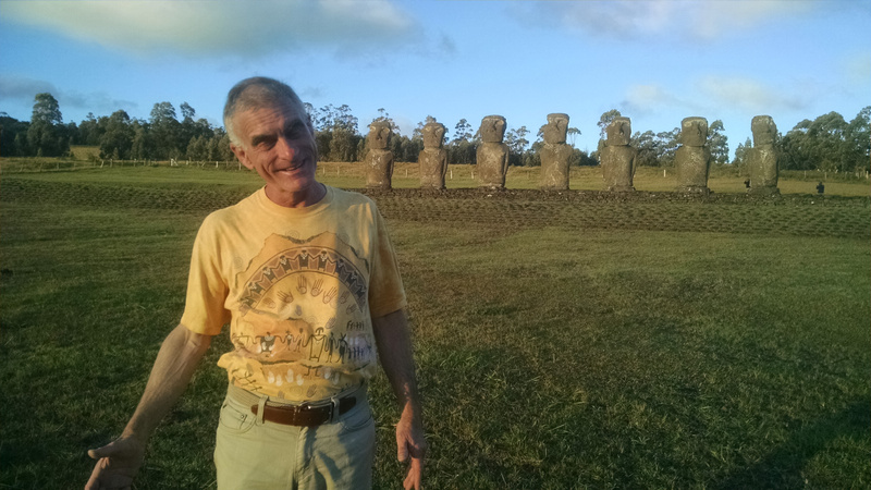 With moai