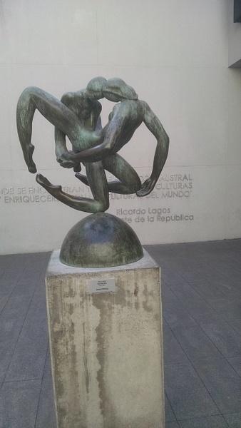 In Santiago