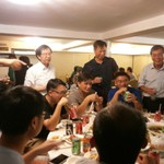 ATAL BSSI 流浮山晚飯 29-7-2016