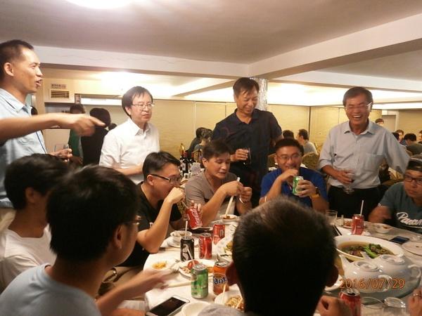 ATAL BSSI 流浮山晚飯 29-7-2016 by RickyPang