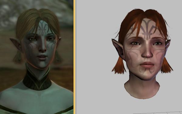z_variel_comparison by Littlegreycat