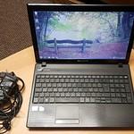 PackardBell easyNote PEW 91 Intel QuadCore i3 M370 2,40 Ghz/3 GB Ram/320 GB HDD/15.6