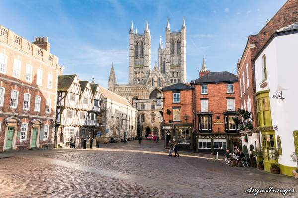 Lincoln Cathedral Quarter