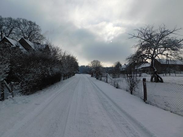 Winter in Poland by PrzemekRybak