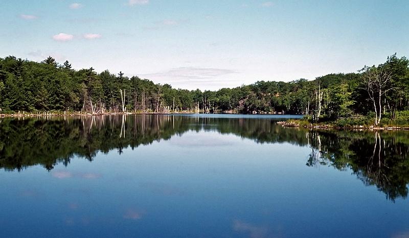 1965 - one of Ontario's quarter million lakes