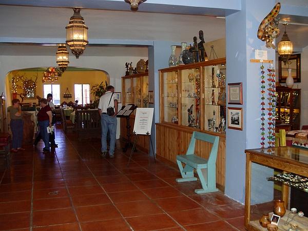La Posada Interior by ArizonaLorne