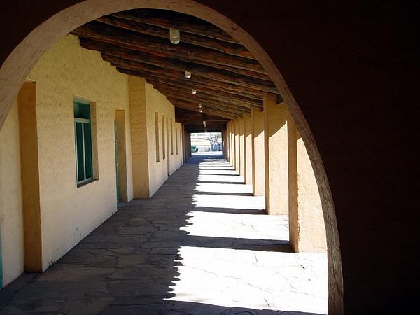walkway that faces tracks by ArizonaLorne