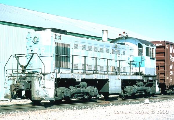 1980 Quincy Railroad by ArizonaLorne by ArizonaLorne