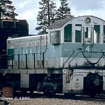 1980 Quincy Railroad