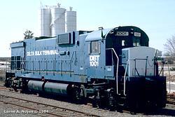 1984 Delta Bulk Terminal