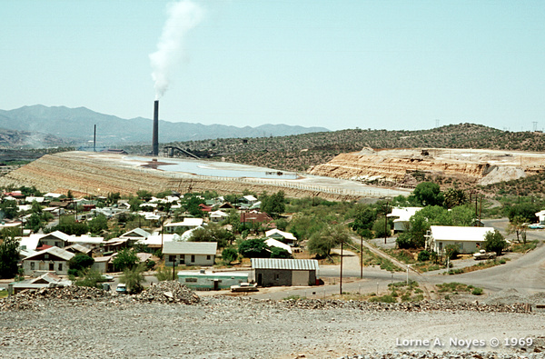 1969 Superior, AZ - Mine by ArizonaLorne by ArizonaLorne