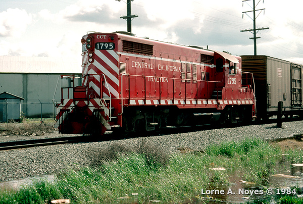 1984 Central Calif. Traction by ArizonaLorne by...