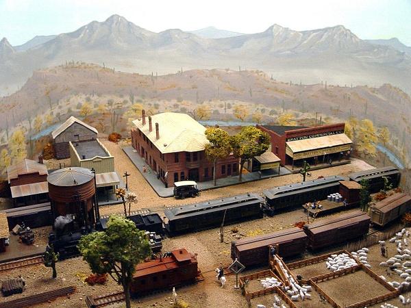 Wickenburg turn of the century by ArizonaLorne