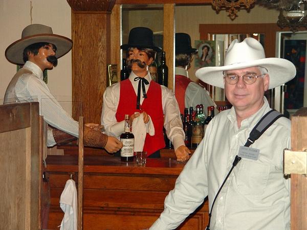 Our sheriff - Steve Tucker by ArizonaLorne