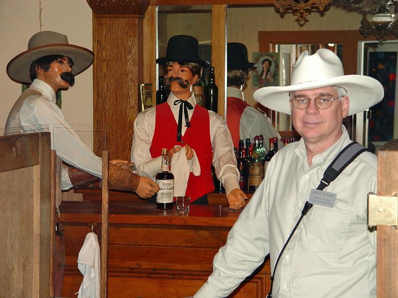 Our sheriff - Steve Tucker