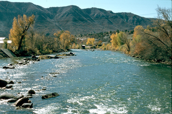 Animas River by ArizonaLorne