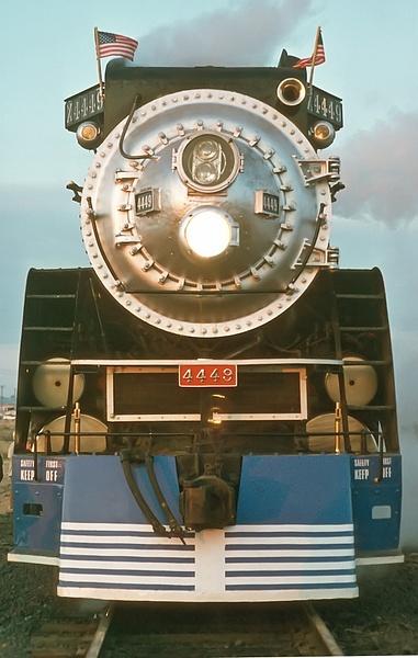 1976 Freedom Train in Phoenix by ArizonaLorne