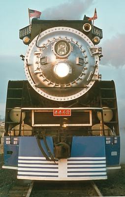 1976 Freedom Train in Phoenix
