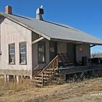Old Texaco Distributor in NM