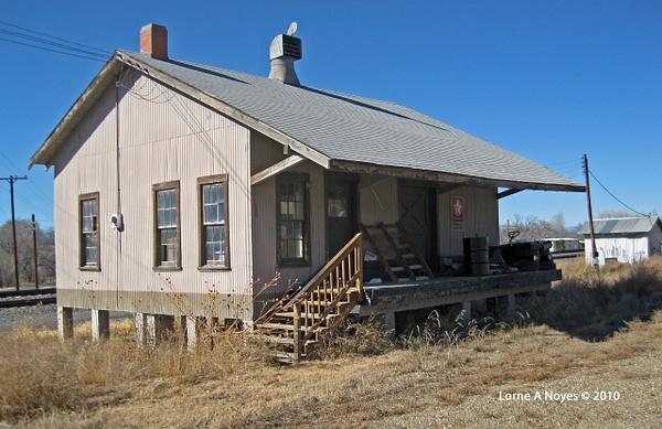 Old Texaco Distributor in NM by ArizonaLorne