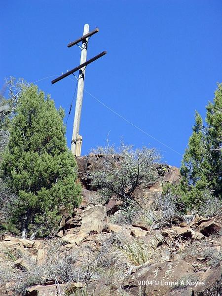 remaining telegraph pole by ArizonaLorne