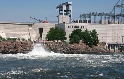 1979 Dalles Dam Rwy