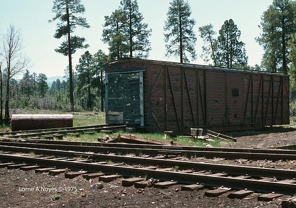 1975 Apache Railway by ArizonaLorne by ArizonaLorne