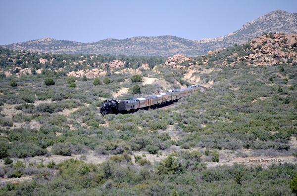 2012     #3751 thru Skull Valley by ArizonaLorne