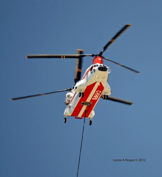2012 Gladiator Fire Aircraft by ArizonaLorne