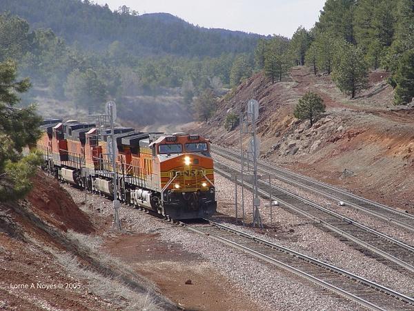 Williams Junction, Arizona by ArizonaLorne