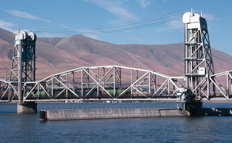 On the Columbia River