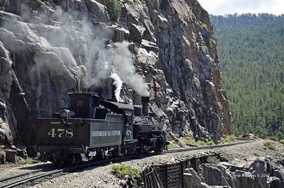 2012 Durango & Silverton Rwy