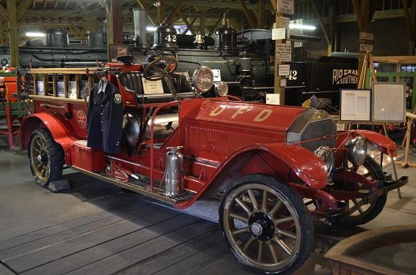 Durango & Silverton Museum by ArizonaLorne