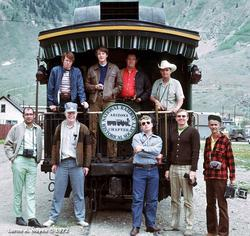 1972 D&RGW NOMAD Trip