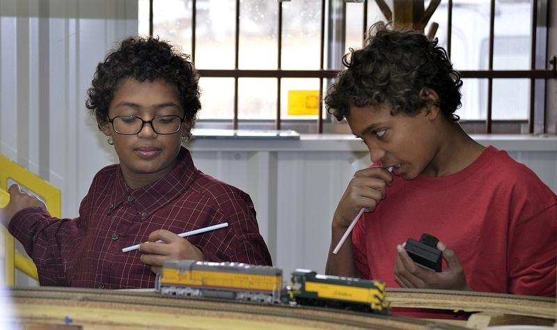 Budding engineers