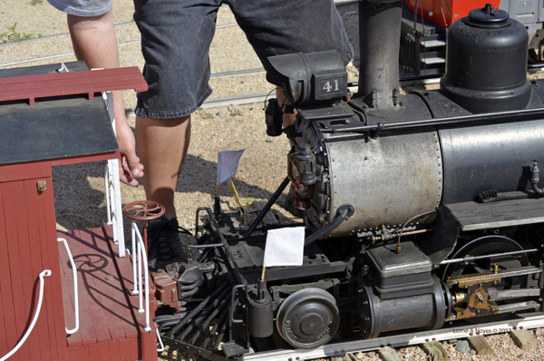 2013 Maricopa Live Steamers ...  Spring Meet by...