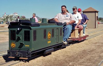 2002 Maricopa Live Steamers ...  Spring Meet